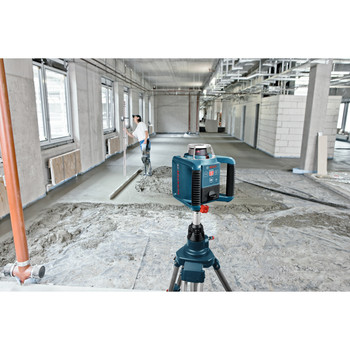 Bosch GRL300HV Self-Leveling Rotary Laser with Layout Beam image number 7