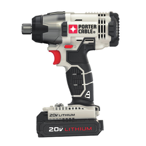 Factory Reconditioned Porter-Cable PCCK619L8R 20V MAX Cordless Lithium-Ion 8-Tool Combo Kit image number 2