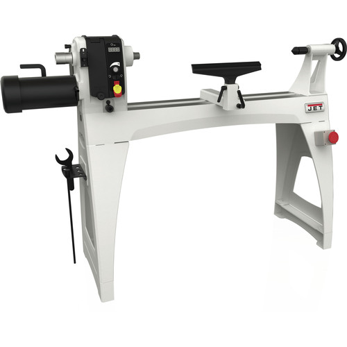 JET JWL-1840EVS 230V 2HP Woodworking Lathe