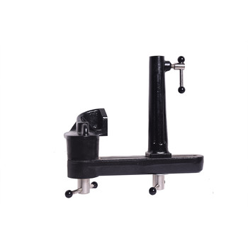 NOVA 55223 NOVA 55223 Outrigger Lathe Accessory for Model 24221 16 in. - 24 in. Lathe (Black) image number 0