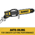 Dewalt DCPS620B 20V MAX XR Cordless Lithium-Ion Pole Saw (Tool Only) image number 8