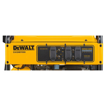 Factory Reconditioned Dewalt PM0167000.01R 420cc 7,000 Watt Gas Powered Commercial Generator image number 4