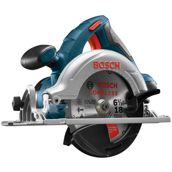 Bosch CCS180B 18V Lithium-Ion 6-1/2 in. Circular Saw (Tool Only) image number 2