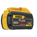 Dewalt DCB609 20V/60V MAX FLEXVOLT 9 Ah Lithium-Ion Battery image number 3