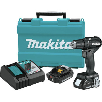 Makita XFD11RB 18V LXT Lithium-Ion Brushless Sub-Compact 1/2 in. Cordless Drill Driver Kit (2 Ah) image number 0