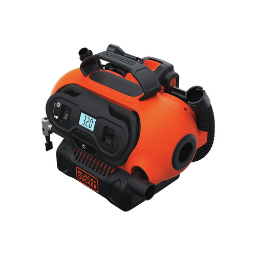 Black & Decker BDINF20C 20V MAX Multi-Purpose Inflator (Bare Tool)