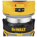 Dewalt DCW600B 20V MAX XR Cordless Compact Router (Tool Only) image number 1