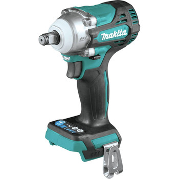 Makita XWT14Z 18V LXT Lithium-Ion Brushless 4-Speed 1/2 in. Cordless Impact Wrench with Friction Ring Anvil (Tool Only)