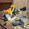 Dewalt DWS779 12 in. Double-Bevel Sliding Compound Corded Miter Saw image number 11
