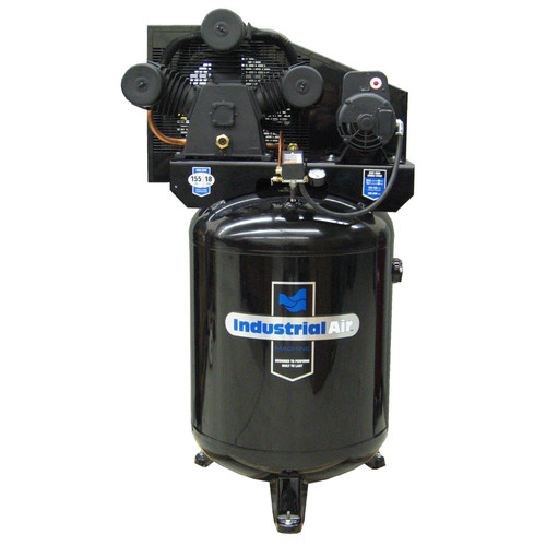 Industrial Air ILA5746080 5.7 HP 60 Gallon Oil-Lubricated Stationary Air Compressor