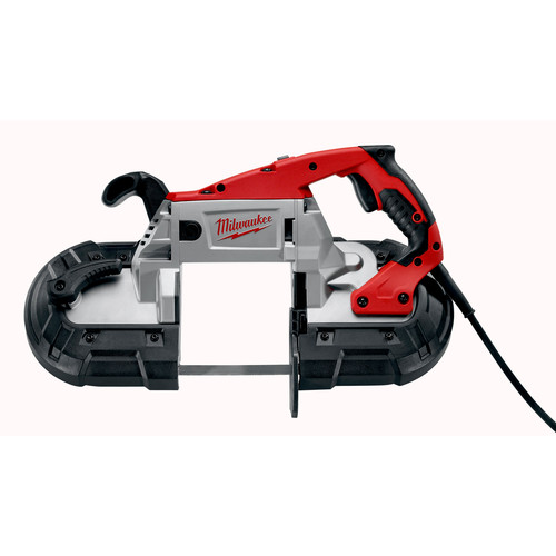 Milwaukee 6238-20 Deep Cut Portable 2-Speed Band Saw (AC/DC) image number 0