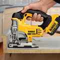 Dewalt DCS331B 20V MAX Variable Speed Lithium-Ion Cordless Jig Saw (Tool Only) image number 1
