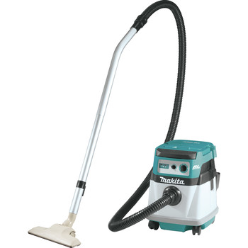 Makita XCV14Z 18V X2 LXT (36V) Lithium-Ion Brushless 4 Gal. Wet/Dry Vacuum (Tool Only)