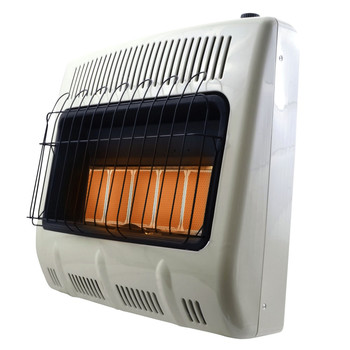 Mr. Heater F299830 30,000 BTU Vent Free Radiant Propane Heater image number 0
