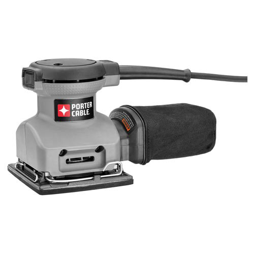 Porter-Cable 380 1/4 Sheet Orbital Finish Sander image number 0