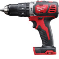 Factory Reconditioned Milwaukee 2607-80 M18 Lithium-Ion XC Compact 1/2 in. Cordless Hammer Drill Driver (Tool Only) image number 1