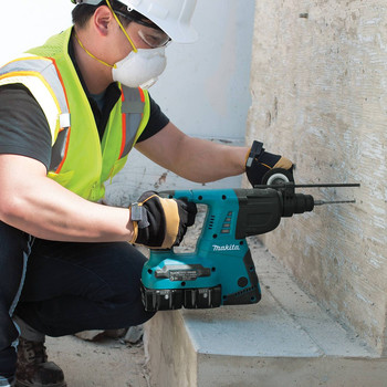 Makita XRH05PT 18V X2 (36V) LXT Cordless Lithium-Ion 1 in. Rotary Hammer Kit image number 3