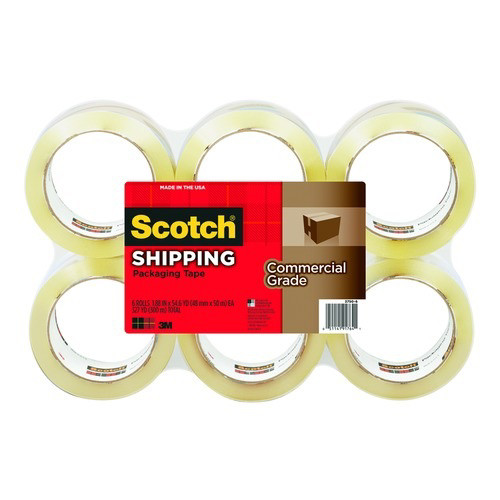 3M 91764 Scotch Commercial Grade Packaging Tape