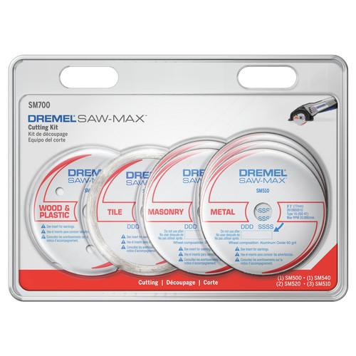 Dremel sm700 saw max 7 piece cutting kit keyboard keysfo Gallery