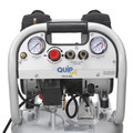 Quipall 10-2-SIL 2 HP 10 Gallon Oil-Free Portable Air Compressor image number 4