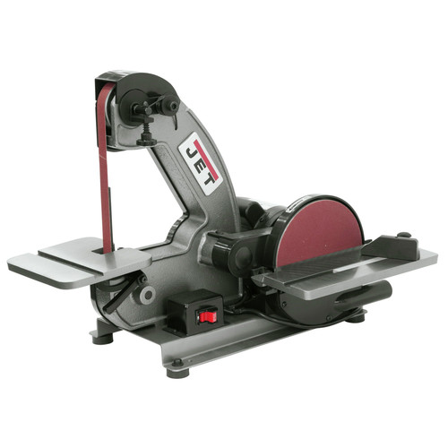 JET J-4002 1 x 42 in. Belt and 8 in. Disc Sander