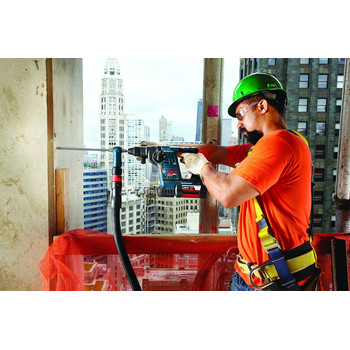 Factory Reconditioned Bosch RH328VC-36K-RT 36V Cordless Lithium-Ion 1-1/8 in. SDS-Plus Rotary Hammer Kit image number 5