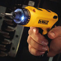 Dewalt DCF680N1 8V MAX Cordless Lithium-Ion Gyroscopic Screwdriver Kit image number 5