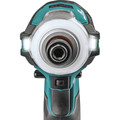Makita XDT16T 18V LXT Lithium-Ion Brushless Cordless Quick-Shift Mode 4-Speed Impact Driver Kit (5 Ah) image number 5
