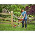 Black & Decker BESTE620 6.5 Amp/ 14 in. POWERCOMMAND Electric String Trimmer/Edger with EASYFEED image number 6