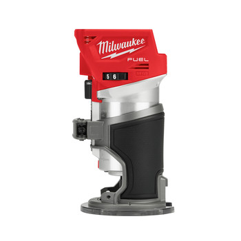 Milwaukee 2723-20 M18 FUEL Cordless Lithium-Ion Compact Router (Tool Only) image number 1