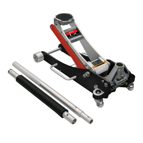 Sunex 6602ASJ 2 Ton Aluminum Service Jack with Rapid Rise Technology