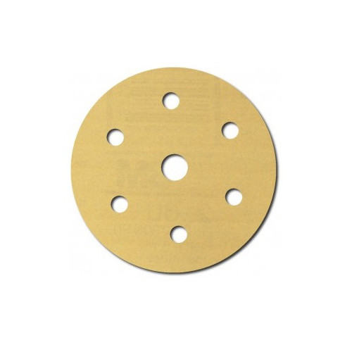 3M 1073 6 in. P400A Hookit Gold Disc D/F (100-Pack)