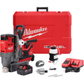 Milwaukee 2787-22 FUEL M18 FUEL 18V Cordless Lithium-Ion 1-1/2 in. Magnetic Drill Kit