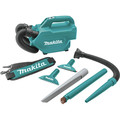 Makita LC09Z 12V max CXT Lithium-Ion Cordless Vacuum (2 Ah) (Tool Only)