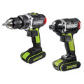 Rockwell RK1807K2 20V Max 1/2 in. Brushless Drill Driver & Impact Driver Combo Kit