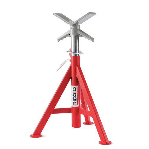 Ridgid VJ-98 38 in. V-Head Low Pipe Stand