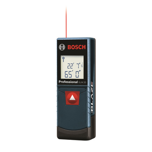 Bosch GLM-20 65 ft. Compact Laser Measure with Backlit Display