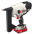 Factory Reconditioned Porter-Cable PCC791LAR 20V MAX Lithium-Ion 18 Gauge Narrow Crown Stapler Kit