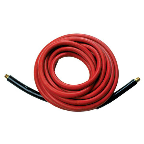 ATD 8210 3/8 in. x 50 ft. Four-Braid Rubber Air Hose image number 0
