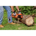 Black & Decker CS1216 12 Amp 16 in. Chainsaw image number 5