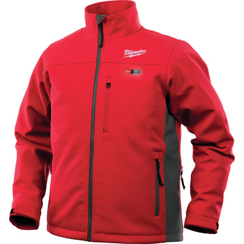 Milwaukee 202R-20L M12 12V Li-Ion Heated ToughShell Jacket (Jacket Only) image number 0