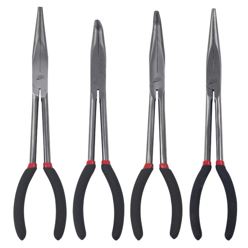 ATD 814 4 pc. XL 11 in. Needle Nose Plier Set