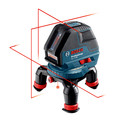 Factory Reconditioned Bosch GLL3-50-RT Three Line Laser with Layout Beam