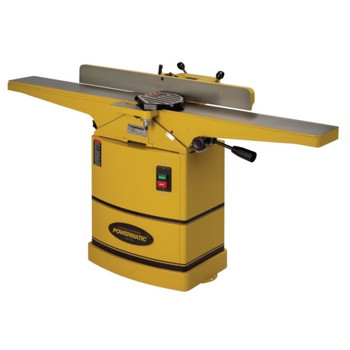 Powermatic 54A 115/230V 1-Phase 1-Horsepower 6 in. Deluxe Jointer with Quick Auto-Set Knives
