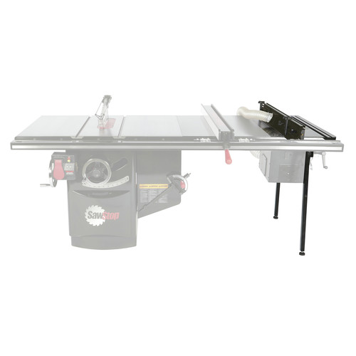SawStop RT-TGI ICS 30 in. In-Line Router Table (RT-F32, RT-PSW, RT-ST2, RT-C30)