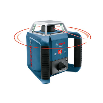 Factory Reconditioned Bosch GRL400H-RT Self-Leveling Exterior Rotary Laser image number 1