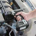 Makita XWT13RB 18V LXT Lithium-Ion 2.0 Ah Sub-Compact Brushless 1/2 in. Square Drive Impact Wrench Kit image number 4