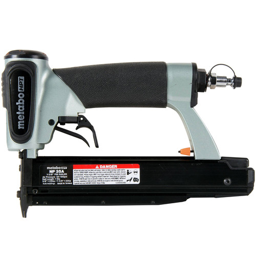 Metabo HPT NP35AM 1-3/8 in. 23-Gauge Micro Pin Nailer image number 0