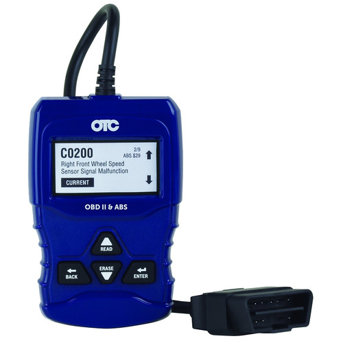 OTC Tools & Equipment 3208 OBD II and ABS Scan Tool image number 0