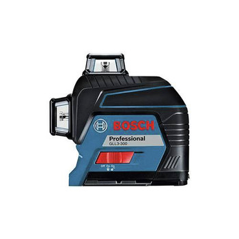 Bosch GLL3-300 360 Degrees Three-Plane Leveling and Alignment-Line Laser image number 1